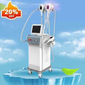Cryolipolysis Body Slimming Machine with Freezing Plates BM-606