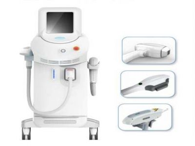 Diode Laser SHR Nd Yag Laser Multifunctional Machine Introduction